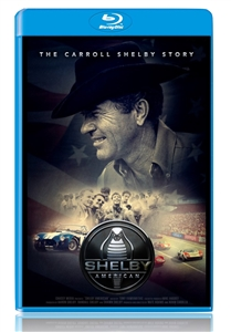 """Shelby American: The Carroll Shelby Story"" DVD or Blu-ray"