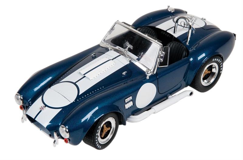 1:18 1965 Cobra 427 S/C Diecast