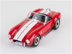 1:18 1965 Red Shelby Cobra 427 S/C Diecast