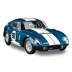 1:18 1965 Shelby Cobra Daytona Coupe #98 Diecast