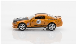 1:64 2008 Orange Shelby Terlingua Mustang Diecast