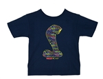 Shelby Kid Blue Toddler Tee