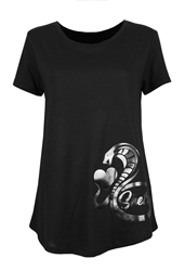 ladies shelby heart tee