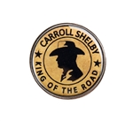 King of the Road Lapel Pin