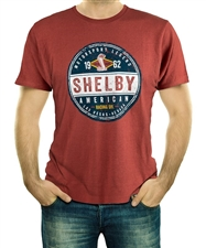 Shelby Racing Division Terracotta Tee