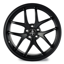 2005-2018 Shelby 50th Anniversary Super Snake Black Finish Wheel - 20x11