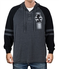 Shelby Hooded Long Sleeve Shirt
