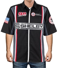 Team Shelby Pit Shirt