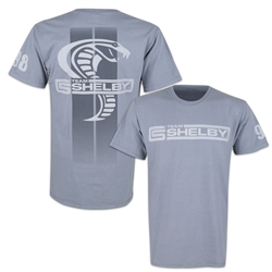 Team Shelby Double Stripe Granite Tee