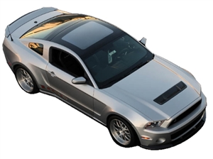 Shelby Wide Body Kit (2005-2014)