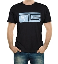 Team Shelby Track Black T-Shirt