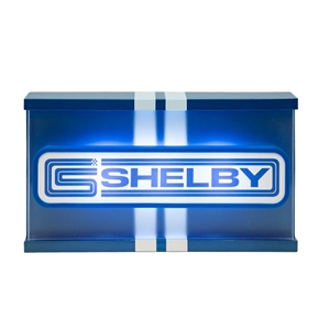 Shelby CS Bar with Stripes Light Box