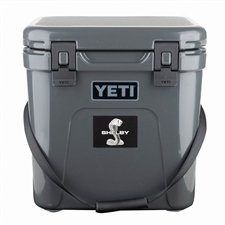 Shelby Yeti Roadie 24 Cooler- Charcoal