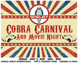 Cobra Carnival and Movie Night