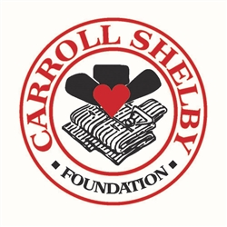 Carroll Shelby Foundation Decal