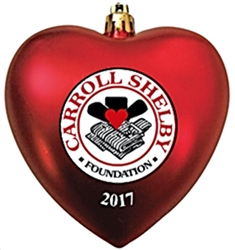 2017 CS Foundation Holiday Ornament