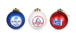 Foundation Holiday Ornament Set