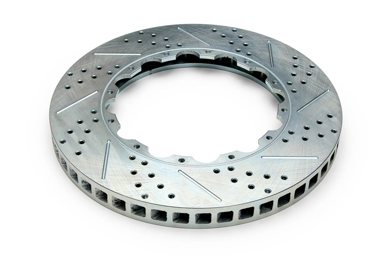 2007-2014 Baer Shelby Brake Rotor Ring (Service Replacement)