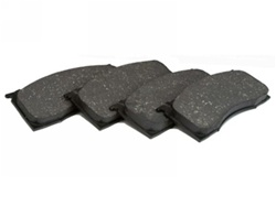 Baer Shelby Brake Pads - Pro Plus (Front or Rear) GT Plus (front) (2005-2012)