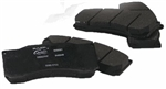 2007-2013 Baer Shelby Brake Pads - Extreme (Service Replacement) (Front or Rear) ()