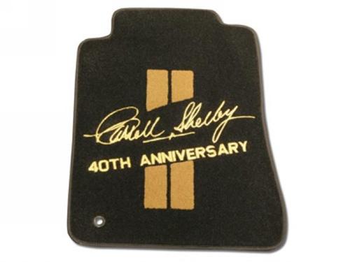 Shelby GT-H 40th Anniversary Floor Mats (2006)