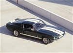 1967 Shelby GT500 Fastback Archival Paper