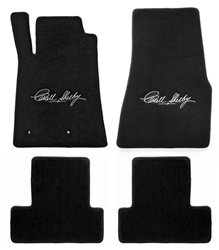 Shelby Heavy Plush Carroll Signature Four Piece Floor Mats (2007-2010)
