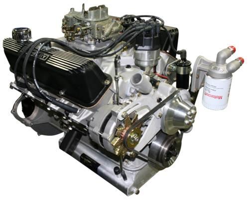 Carroll Shelby Engine Co  351 Windsor, 427 Stage II (565HP)