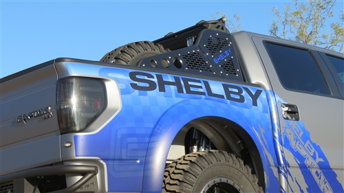 Ford F150 Shelby >> Shelby Raptor/F150 Race Series Chase Rack (2009-2014)