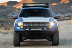 Shelby Raptor Stealth Fighter Front Bumper With Winch Mount (2009-2014)