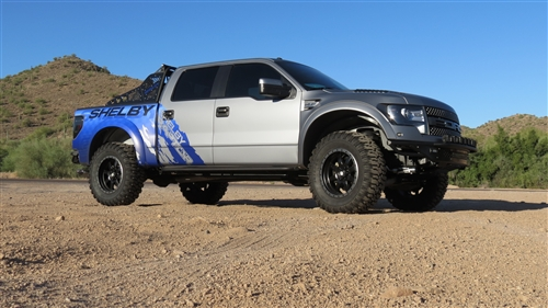 """Ford 150 Shelby >> Shelby Raptor/F150 Race Series """"R"""" Side Steps (2009-2014)"""