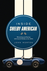 """Inside Shelby American"" Hardcover Book"