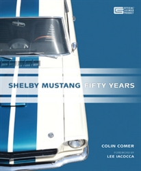 """Shelby Mustang 50 Years"" Book"