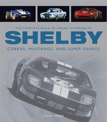 """The Complete Book of Shelby Automobiles"""