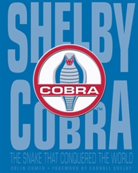 """Shelby Cobra: The Snake that Conquered the World"" Book"