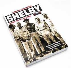 """Shelby: The Man, The Cars, The Legend"" Book"