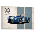 Cobra #98 Legend Canvas Art