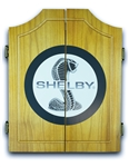 Super Snake Dart Cabinet with Darts and Board