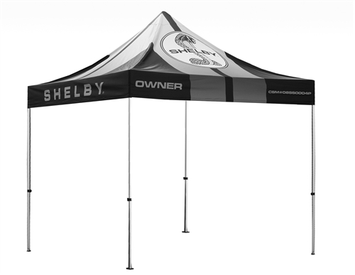 & Custom Shelby 10u0027x10u0027 Pop Up Tent