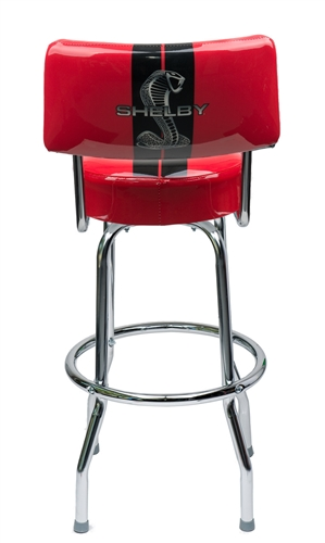 sc 1 st  Shelby Performance Parts & Custom Swivel Bar Stool with Back
