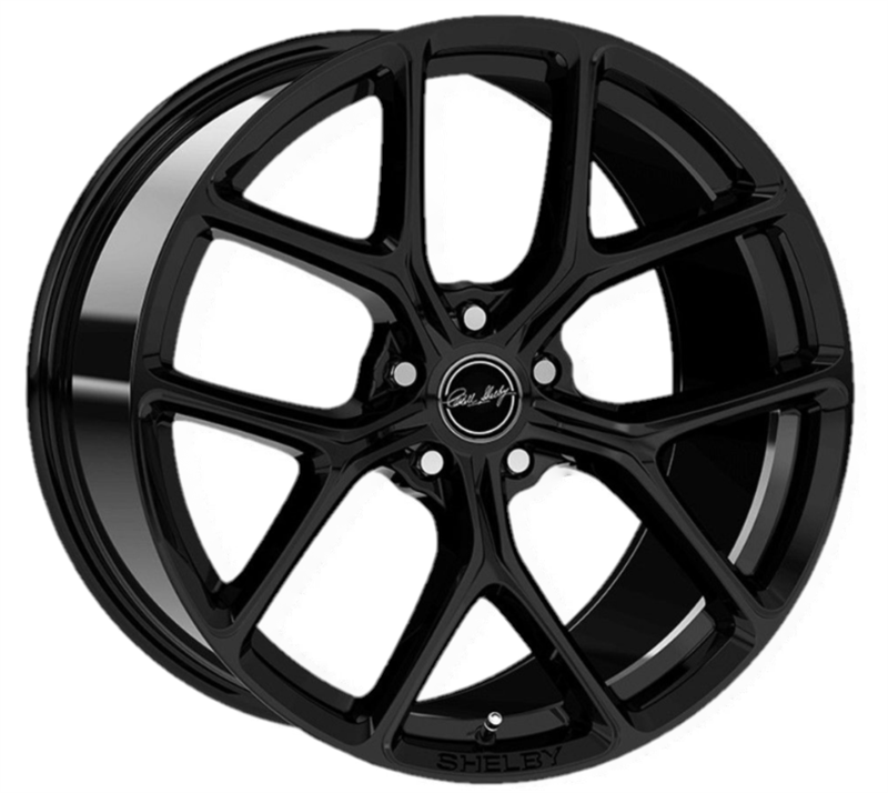 2005-2020 Shelby GT Wheel (CS3 Gloss Black)