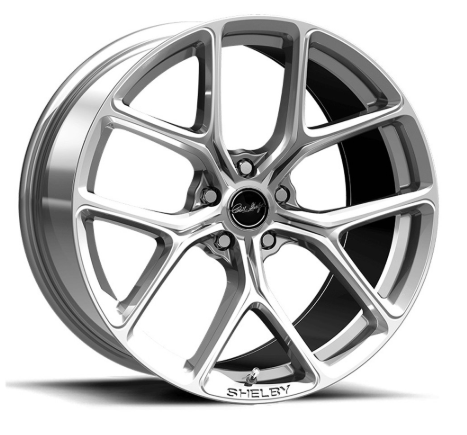2005-2019 Shelby GT  Wheel (CS3 Hyper Silver)